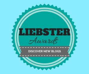The Liebster Award: My First Blogging Award!