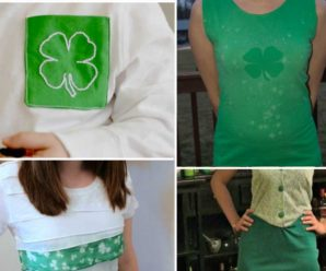 6 St. Patrick's Day Refashions