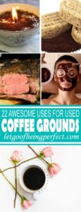 22 awesome uses for used coffee grounds