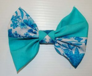 Making Fabric Bows … Bows, Bows, Bows Everywhere!