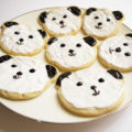 Panda Sugar Cookies … It's Pandamonium Over Here!