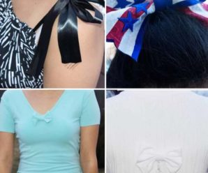 10 Super Bow Refashion Tutorials