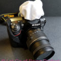 DIY Cloth Hat Diffuser for Your DSLR