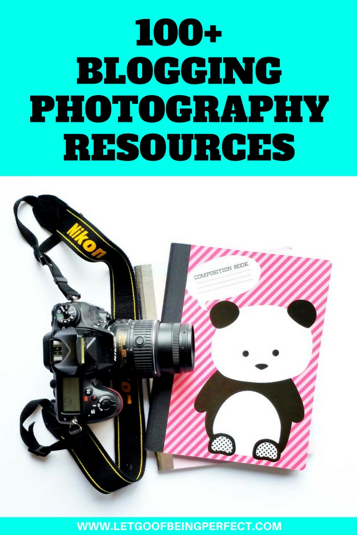 100+ Blogging Photography Resources - A massive resource guide for capturing beautiful blog photographs! Perfect for iPhone, Android, beginngers, or even advanced peeps who want to polish their skills. Photoshop, Lightroom, and Elements ideas to modify and fix up your pictures and images. Explore the web site for more step-by-step tutorials, especially upcycling and refashioning how-tos. Also check out my blogging & photograph tips! http://letgoofbeingperfect.com/