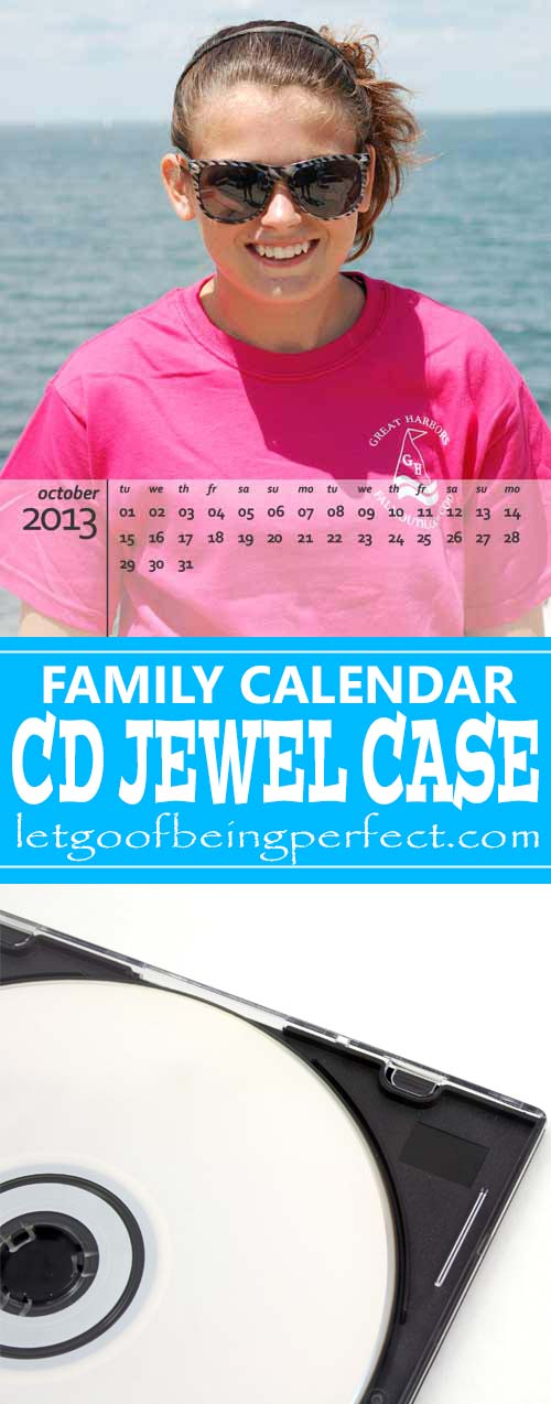 Upcycle and recycle old plastic CD cases into a cute, personalized gift for family members. Visit the site for different ways to repurpose ordinary items into something new. Refashioning, redoing, recycling, upcycling, http://letgoofbeingperfect.com/